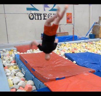 Stunt-Gymnastics